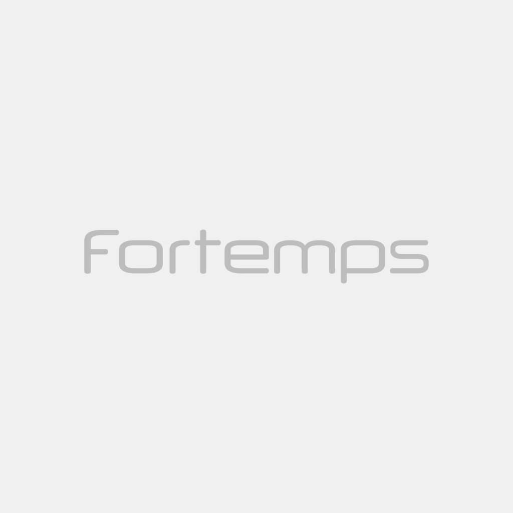 Parasol déporté Siesta Ø3m50 | Toile charcoal / mât anthracite (pied non inclus)